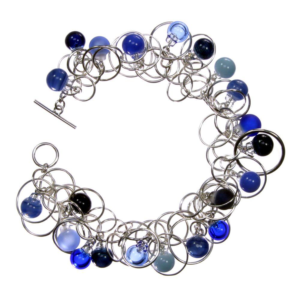 5 Aventurine Blue Bracelet Charlotte Verity